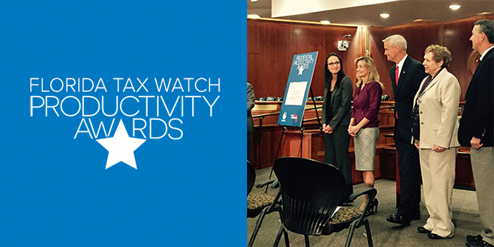 Florida Tax Watch Productivity Awards